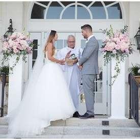 Leonardo & Mary | St. Augustine Wedding Planner | The Riverhouse