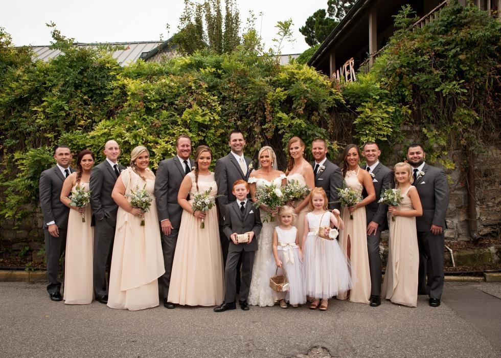 Tiffany + Brian Married206