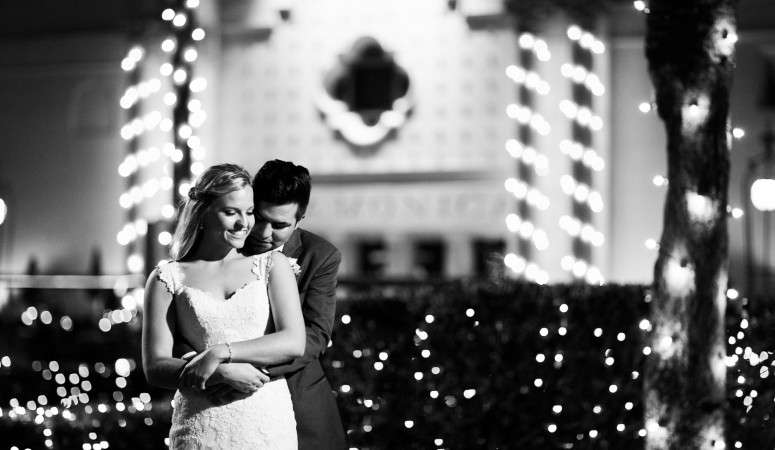 Briana & Josh, The Fountain of Youth & The Casa Monica Hotel