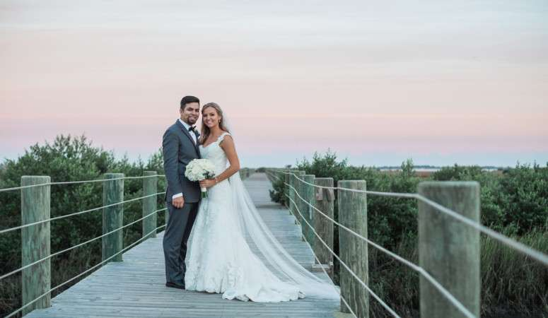 Briana & Josh's Fountain of Youth Ceremony & Casa Monica Reception | St. Augustine Wedding Planner