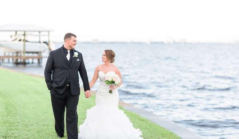 Lyndsey + Reid | Florida Yacht Club | Jacksonville Wedding Planner