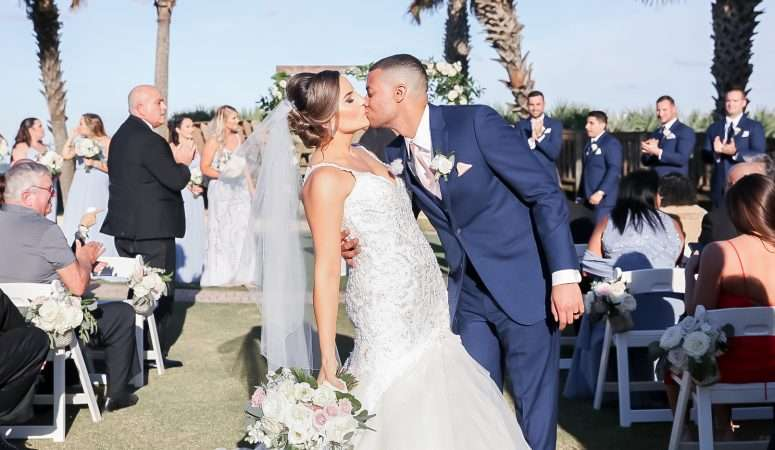 Jackie + Huie | Hammock Dunes Club | Palm Coast Wedding Planner
