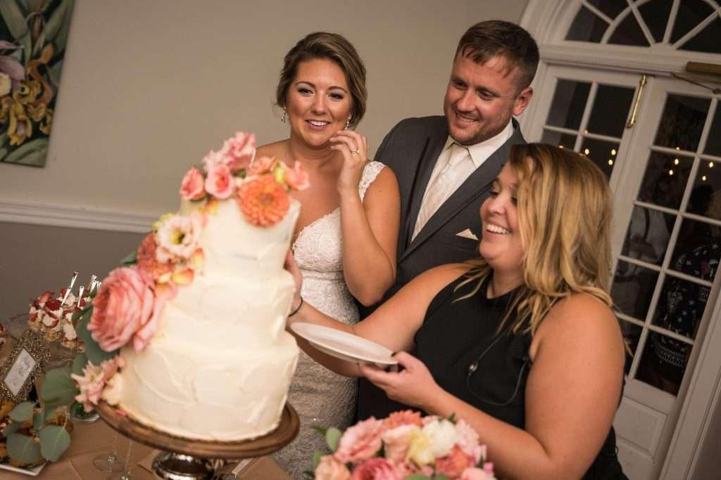 Wedding Planner at Ribault Club wedding