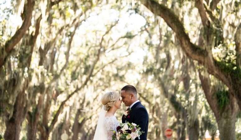 Lindsay + Ezekiel | The White Room | St. Augustine Wedding Planner | The Eventful Gals