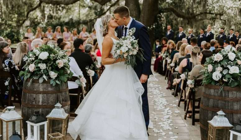 Mary + Jon | Bowing Oaks Plantation | Jacksonville Wedding Planner | The Eventful Gals