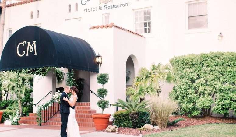 Taylor + Nick | Casa Marina Hotel | Jacksonville Beach, Fl | The Eventful Gals
