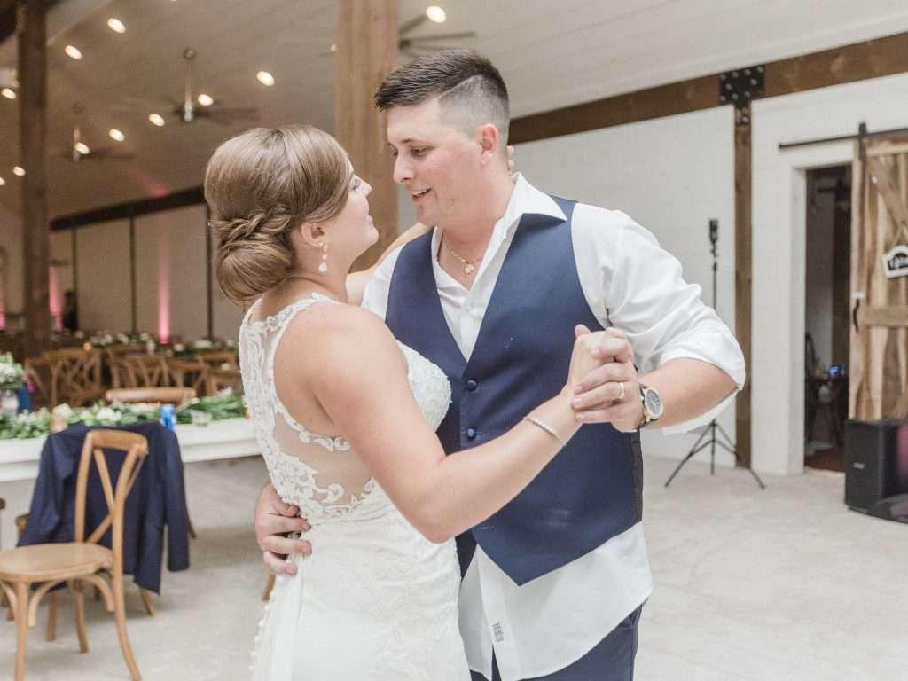 Last dance at Chandler Oaks barn