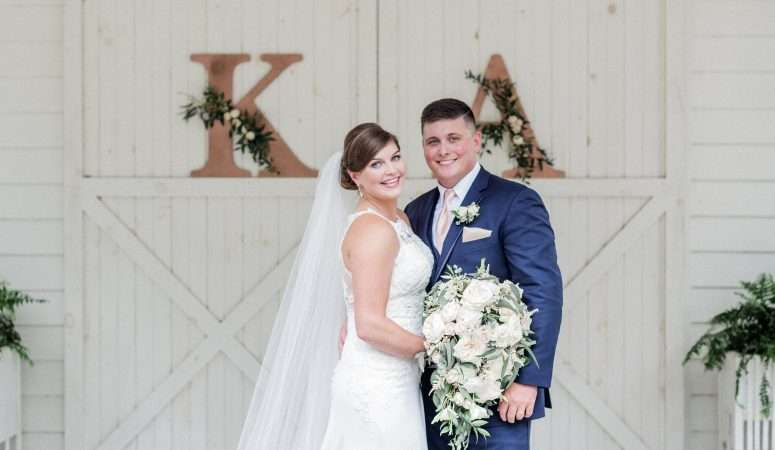 Kiersten + AJ | Chandler Oaks Barn Wedding | St. Augustine Wedding Planner