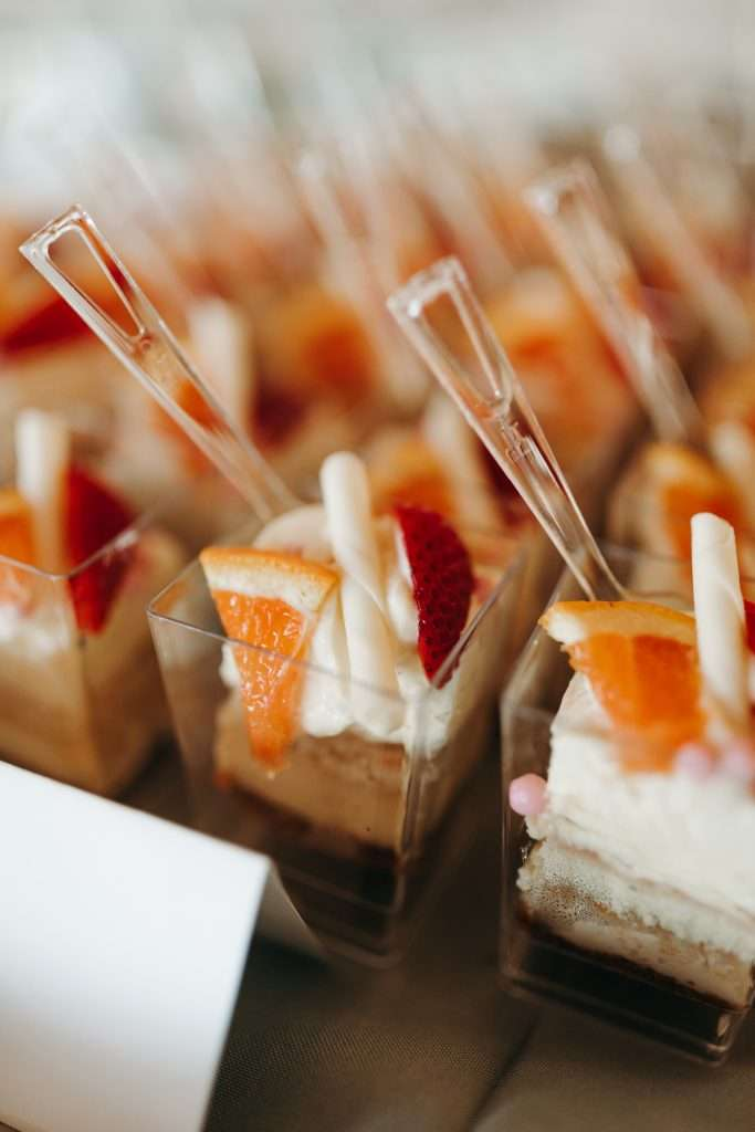 Sweet Treats at Riverhouse Wedding