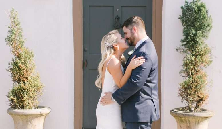 Amanda + Andrew | The White Room | St. Augustine Wedding Planner | The Eventful Gals