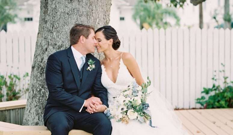 Paige + CJ | Saint Francis Barracks | The Officers Club | Saint Augustine Wedding Planner | The Eventful Gals