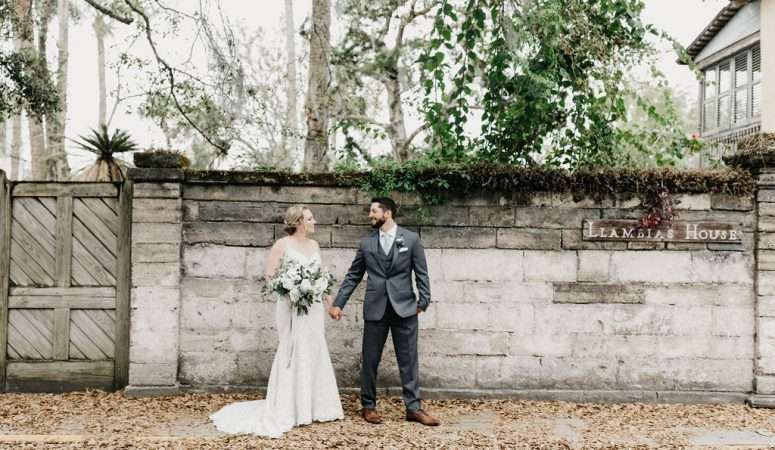 Samantha + Bryan | The River House | St. Augustine, Fl | The Eventful Gals