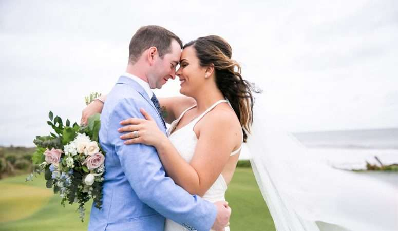 Nicole + Kyle | Hammock Dunes Club | Palm Coast Wedding Planner | The Eventful Gals