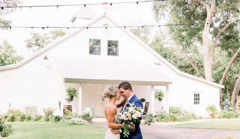 Nicole + Jonny | Chandler Oaks Barn | St. Augustine Wedding Planner | The Eventful Gals
