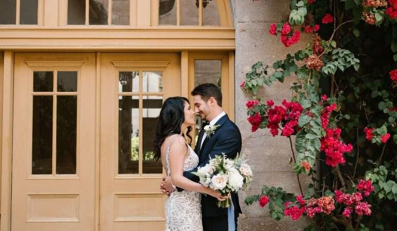 Randa + Jesse | The White Room | Rooftop + Loft | St. Augustine Wedding Planner | The Eventful Gals